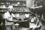 Another picture of King Tubby in his workshop