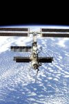 International Space Station  &copy;nasa 2003